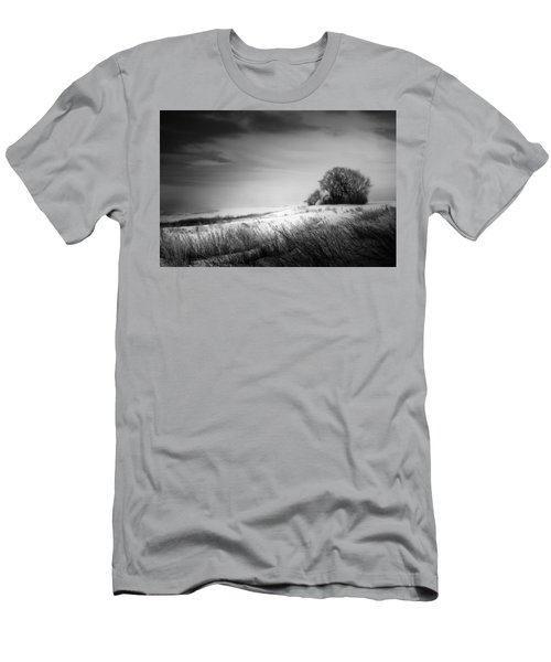 Where The Wild Winds Blow Men's T-Shirt (Athletic Fit)