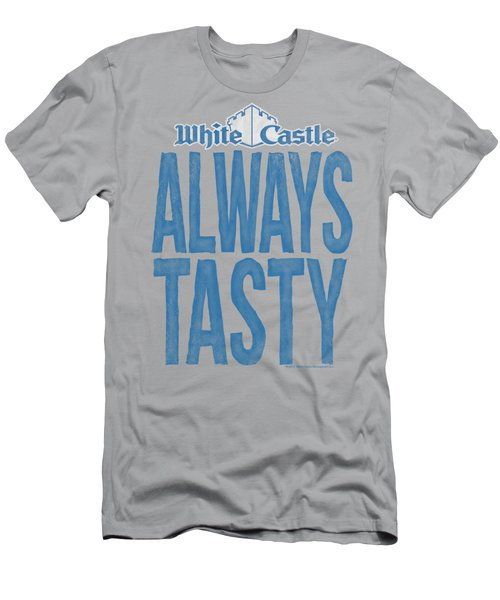 White Castle - Always Tasty Men's T-Shirt (Athletic Fit)