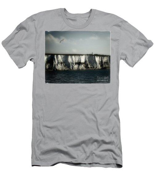 White Cliffs Of Dover Men's T-Shirt (Athletic Fit)