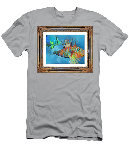 Who Framed The Fishes Men's T-Shirt (Athletic Fit)