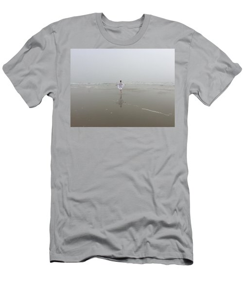 Wilbur By The Sea 1 Men's T-Shirt (Athletic Fit)
