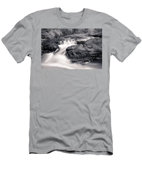 Wilderness River Men's T-Shirt (Athletic Fit)