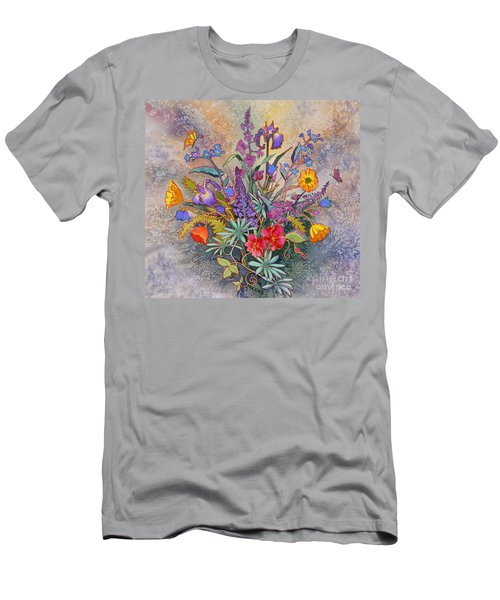Wildflowers Of Alaska II Men's T-Shirt (Athletic Fit)