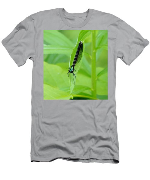 Wildlife  Men's T-Shirt (Athletic Fit)