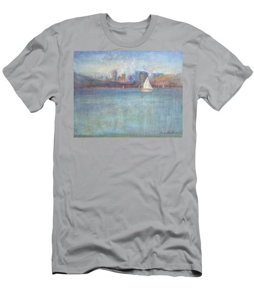 Wind In My Sails Men's T-Shirt (Athletic Fit)