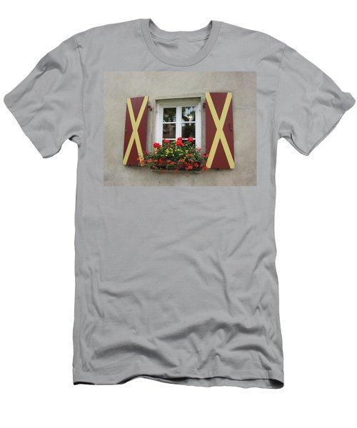 Window Dressing Men's T-Shirt (Slim Fit) by Pema Hou