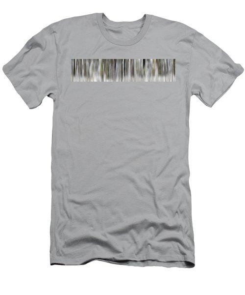 Winter Rhythm Men's T-Shirt (Athletic Fit)
