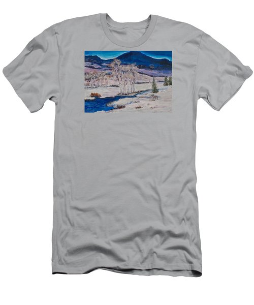 Winter Dawn Men's T-Shirt (Athletic Fit)