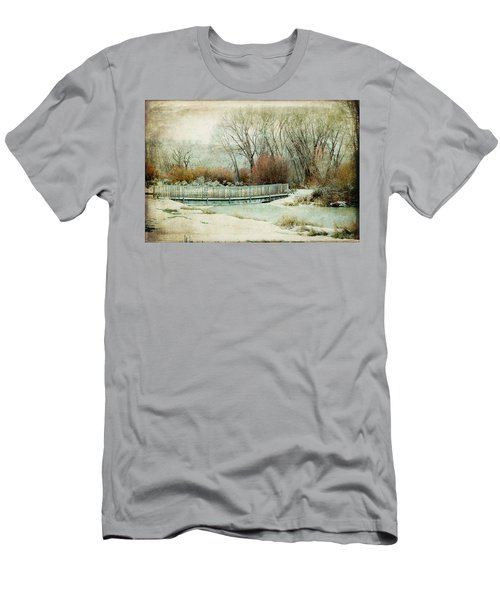 Winter Days Men's T-Shirt (Athletic Fit)