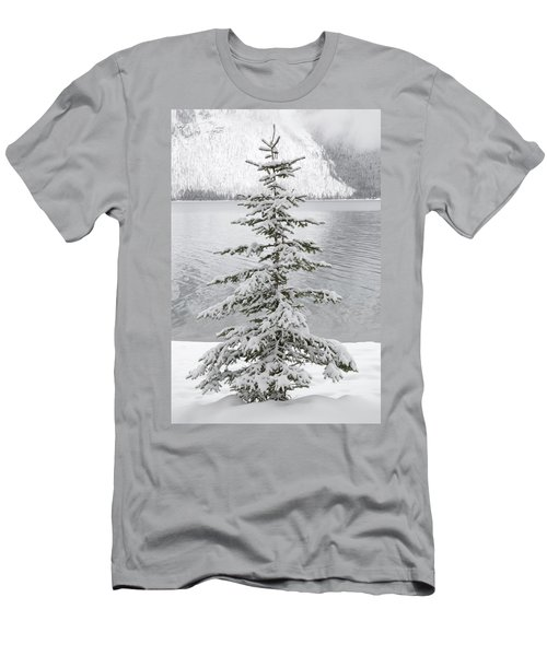 Winter Decor Men's T-Shirt (Athletic Fit)