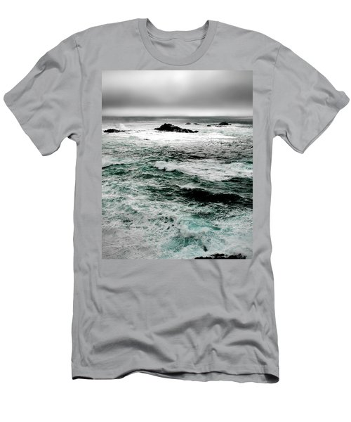 Winter Storm Men's T-Shirt (Athletic Fit)