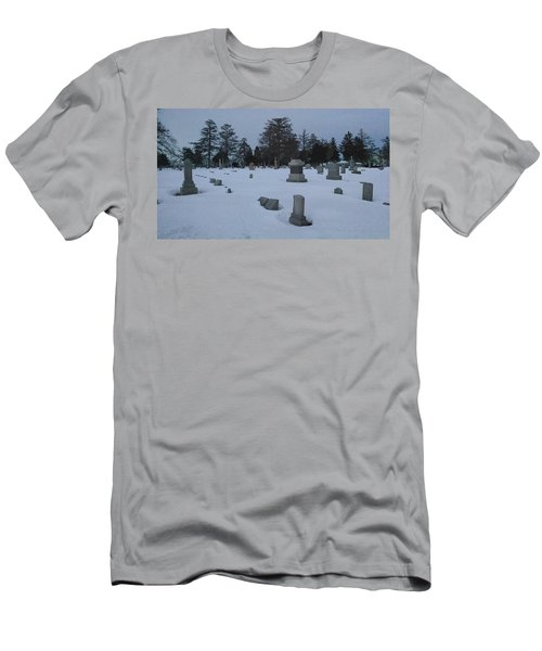 Winters Rest Men's T-Shirt (Athletic Fit)