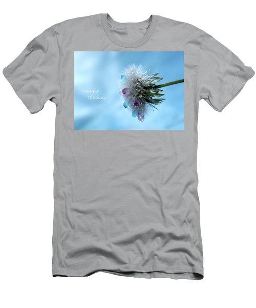 Wishful Thinking Men's T-Shirt (Athletic Fit)