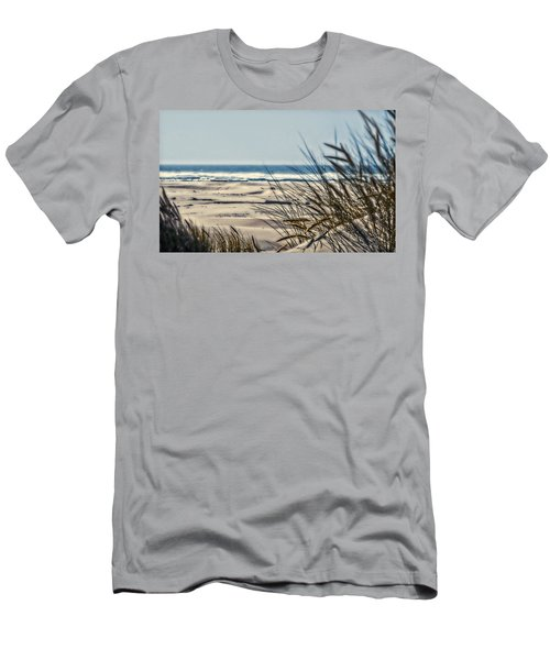 Men's T-Shirt (Slim Fit) featuring the photograph With Every Breath by Janie Johnson
