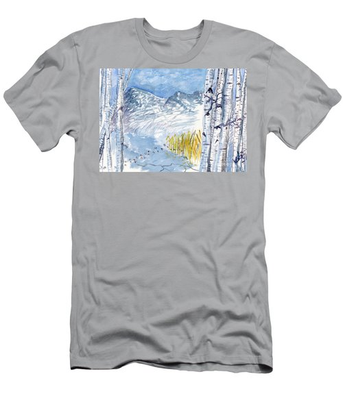 Without Borders Men's T-Shirt (Athletic Fit)