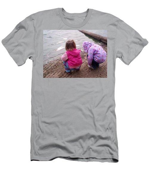 Wondering Innocence Men's T-Shirt (Athletic Fit)