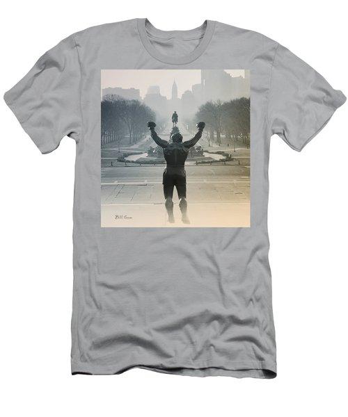 Yo Adrian Men's T-Shirt (Athletic Fit)
