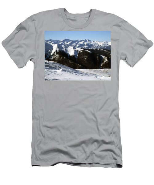 You Can See Forever Men's T-Shirt (Athletic Fit)