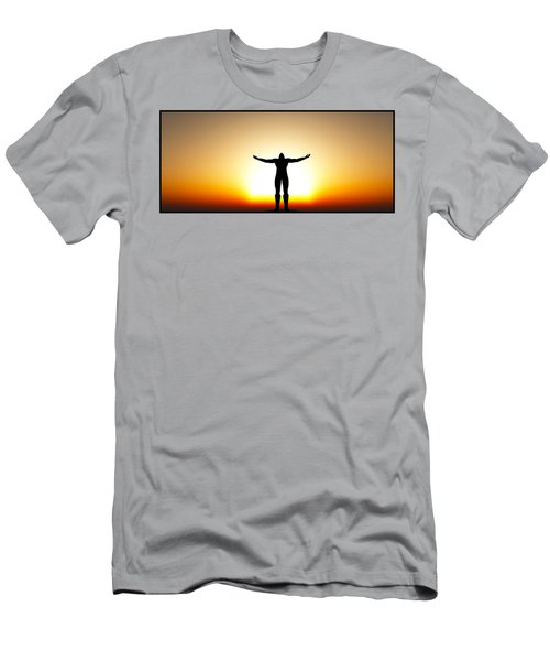 Your Will Be Done... Men's T-Shirt (Athletic Fit)