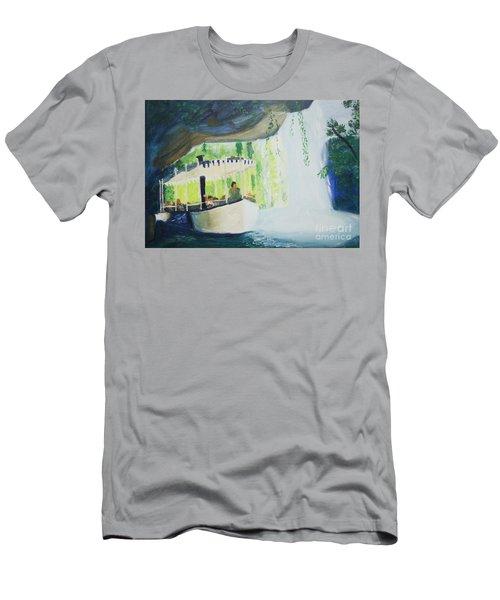 You're In De Nile Men's T-Shirt (Athletic Fit)