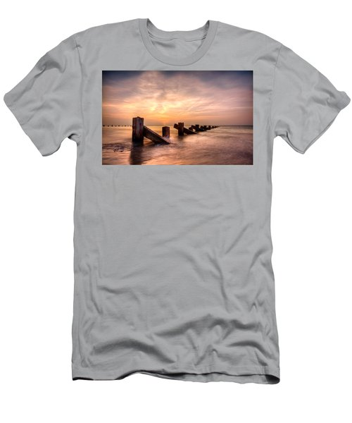 Abermaw Sunset Men's T-Shirt (Athletic Fit)