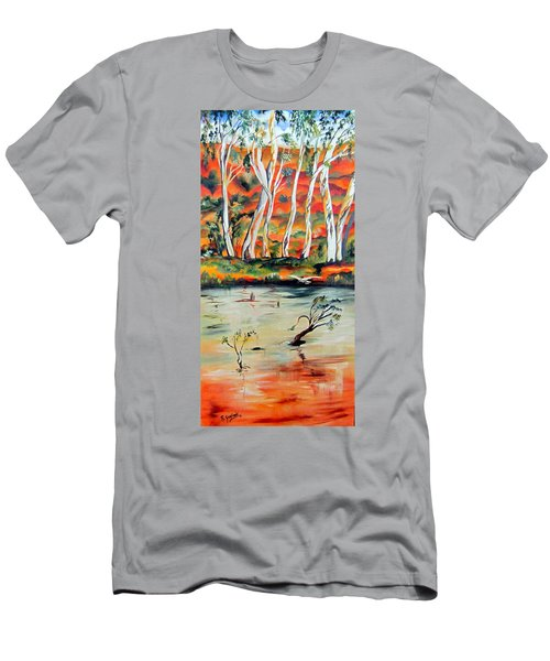 Aussiebillabong Men's T-Shirt (Athletic Fit)