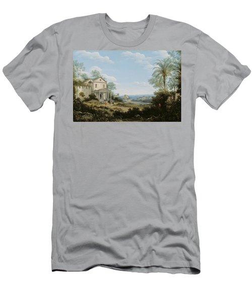 Brazilian Landscape Men's T-Shirt (Athletic Fit)