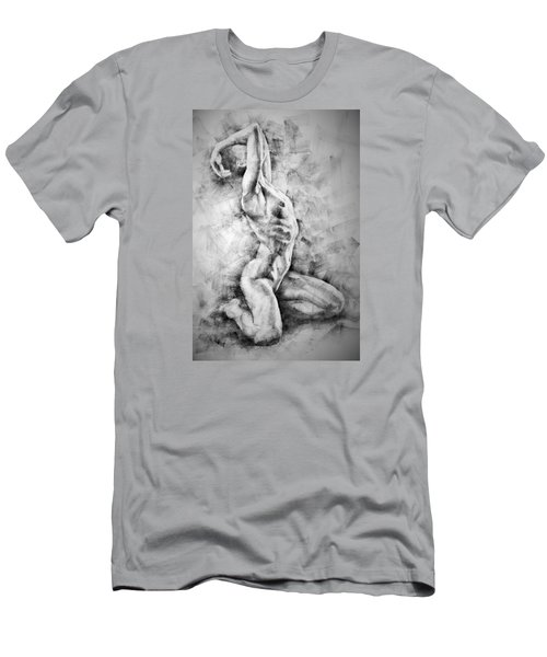 Erotic Sketchbook Page 3 Men's T-Shirt (Athletic Fit)
