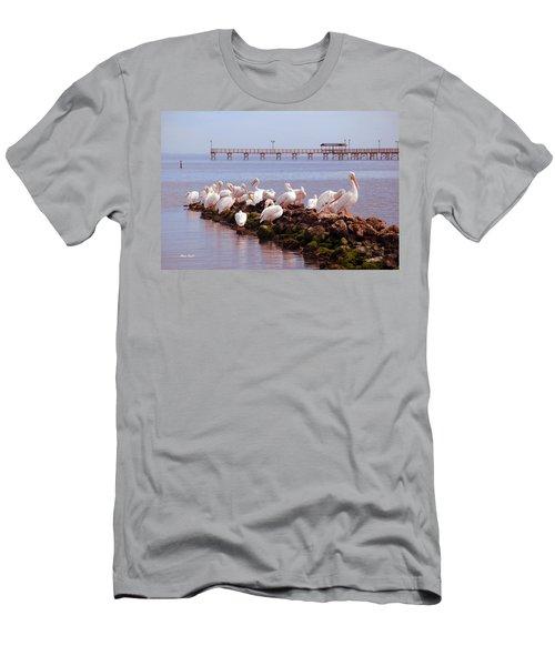 La Hora Del Amigo Men's T-Shirt (Athletic Fit)
