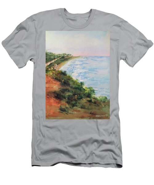 Sea Of Dreams Men's T-Shirt (Athletic Fit)