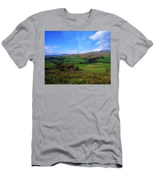 Sperrin Mountains, Co Tyrone, Ireland Men's T-Shirt (Athletic Fit)