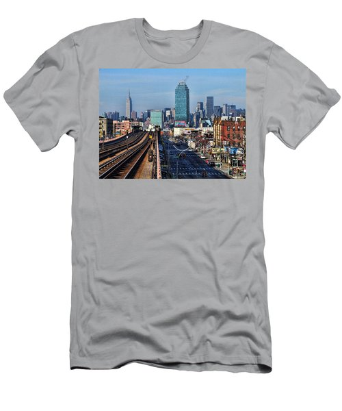 46th And Bliss Men's T-Shirt (Athletic Fit)