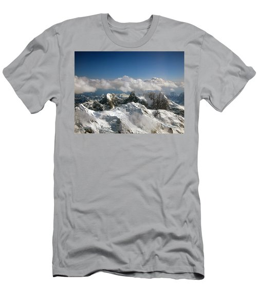 Above Mckinley Men's T-Shirt (Athletic Fit)