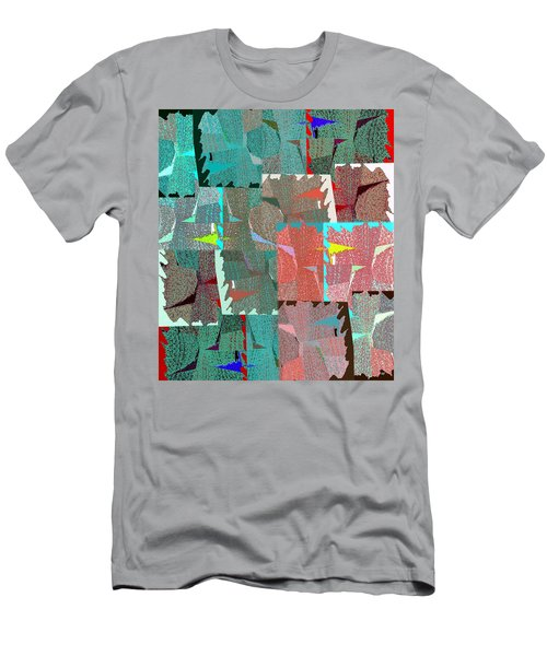 Abstract Fusion 39 Men's T-Shirt (Athletic Fit)