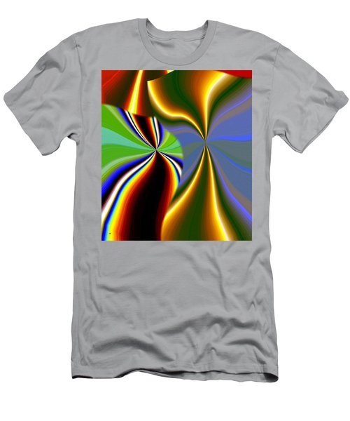 Abstract Fusion 52 Men's T-Shirt (Athletic Fit)