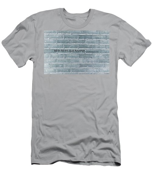 Another Brick Men's T-Shirt (Athletic Fit)