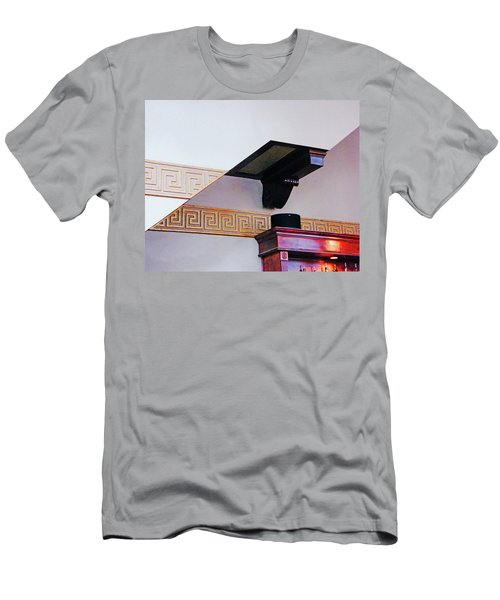 Men's T-Shirt (Slim Fit) featuring the photograph Architecture  by Lizi Beard-Ward