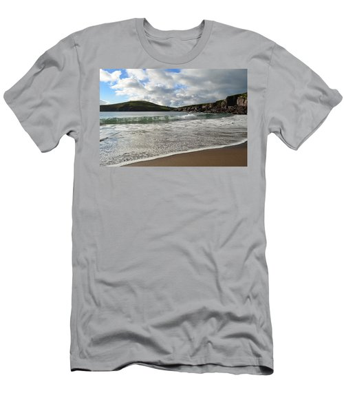 Beebane Beach Men's T-Shirt (Athletic Fit)