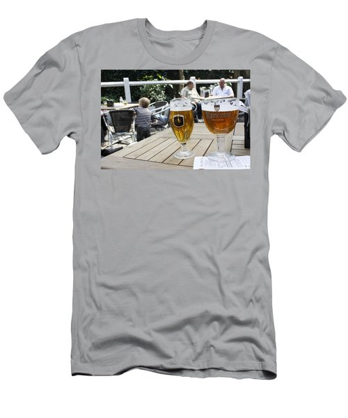 Beer-mania Men's T-Shirt (Athletic Fit)