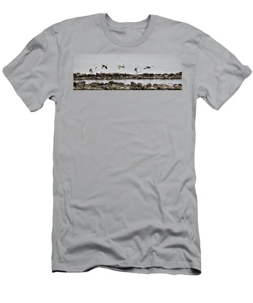 Birds Of A Feather... Men's T-Shirt (Athletic Fit)