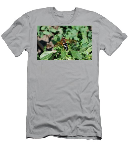 Men's T-Shirt (Slim Fit) featuring the photograph Break Time by Thomas Woolworth