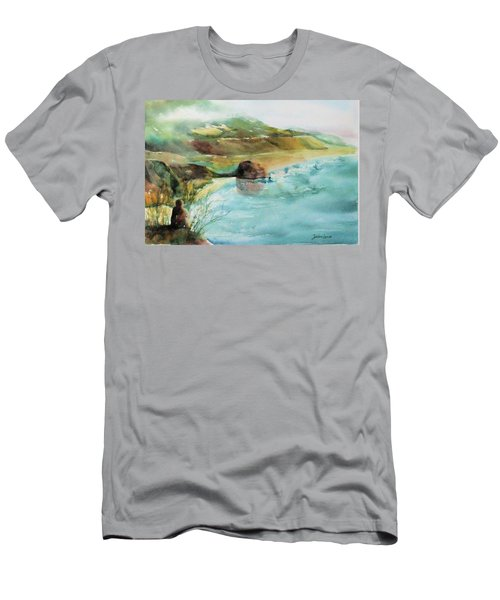 California Dreaming Men's T-Shirt (Athletic Fit)