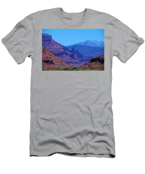Canyon Colors Men's T-Shirt (Athletic Fit)