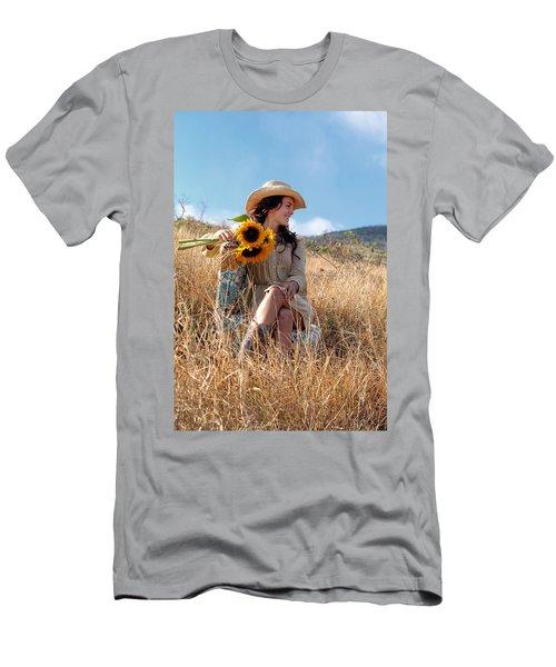 Celeste 1 Men's T-Shirt (Athletic Fit)
