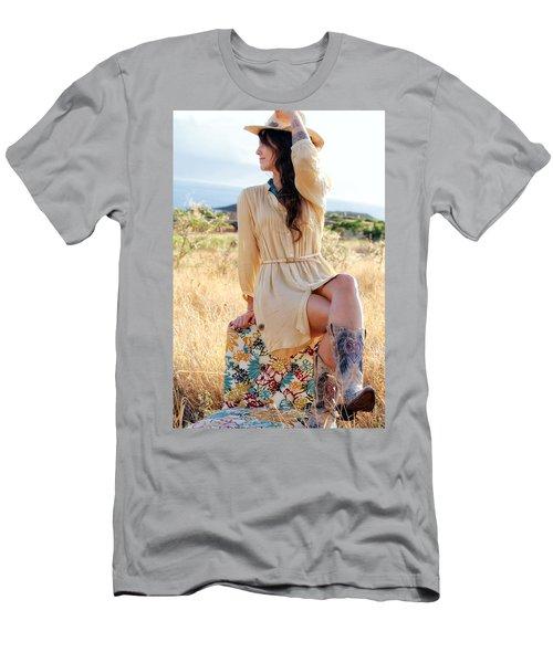 Celeste 12 Men's T-Shirt (Athletic Fit)