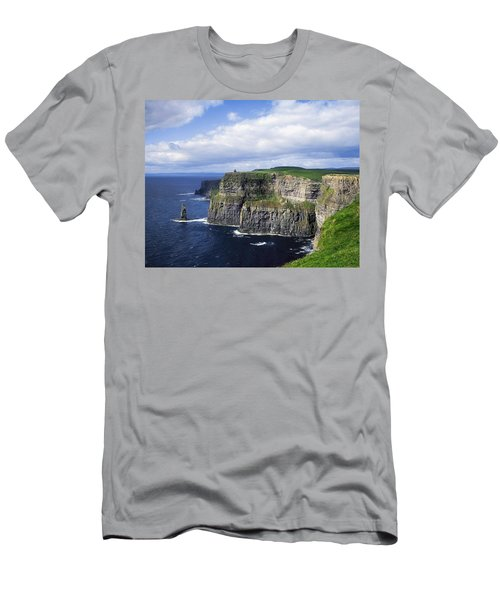 Cliffs Of Moher, Co Clare, Ireland Men's T-Shirt (Athletic Fit)