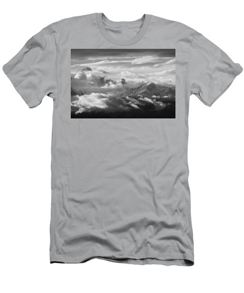 Cloud Art Men's T-Shirt (Athletic Fit)