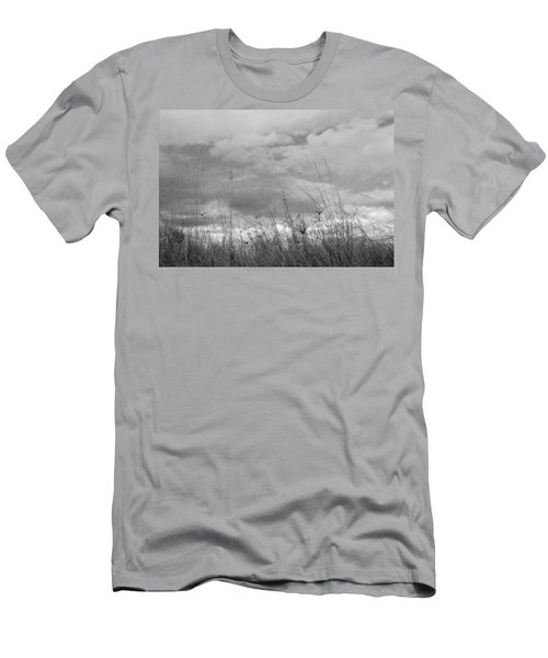 Men's T-Shirt (Slim Fit) featuring the photograph Cloud Watching by Kathleen Grace