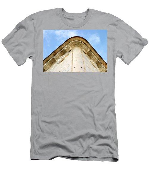 Corner Building Men's T-Shirt (Athletic Fit)
