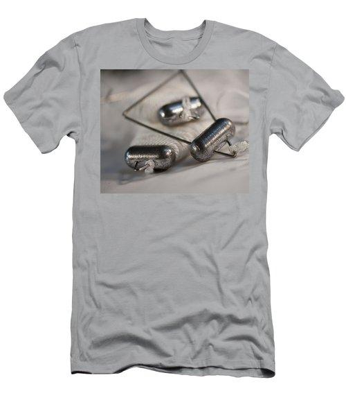 Crab Lines Men's T-Shirt (Athletic Fit)